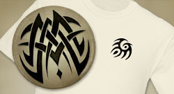 Tribal Ink from JamieCo Design on CafePress