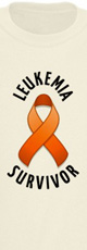 Leukemia Survivor shirt